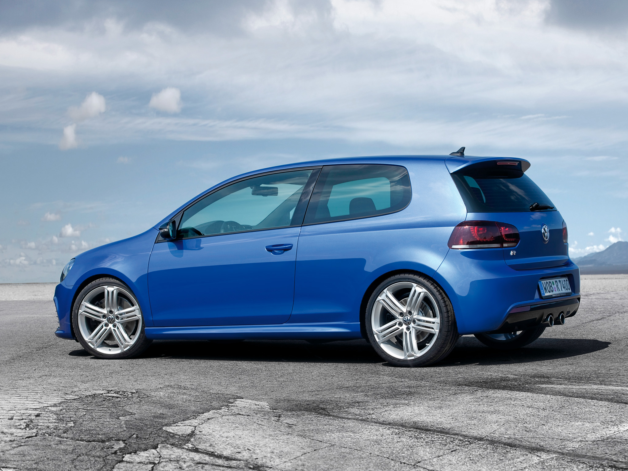 VW Golf 6th Generation